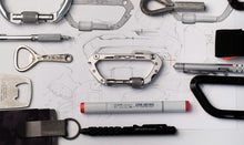 Load image into Gallery viewer, GPCA - The Minimalist Utility Carabiner (Pre-order)