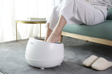 Load image into Gallery viewer, oFlexiSpa™ - World's 1st Smart Steam Foot Spa Massager (Pre-order)