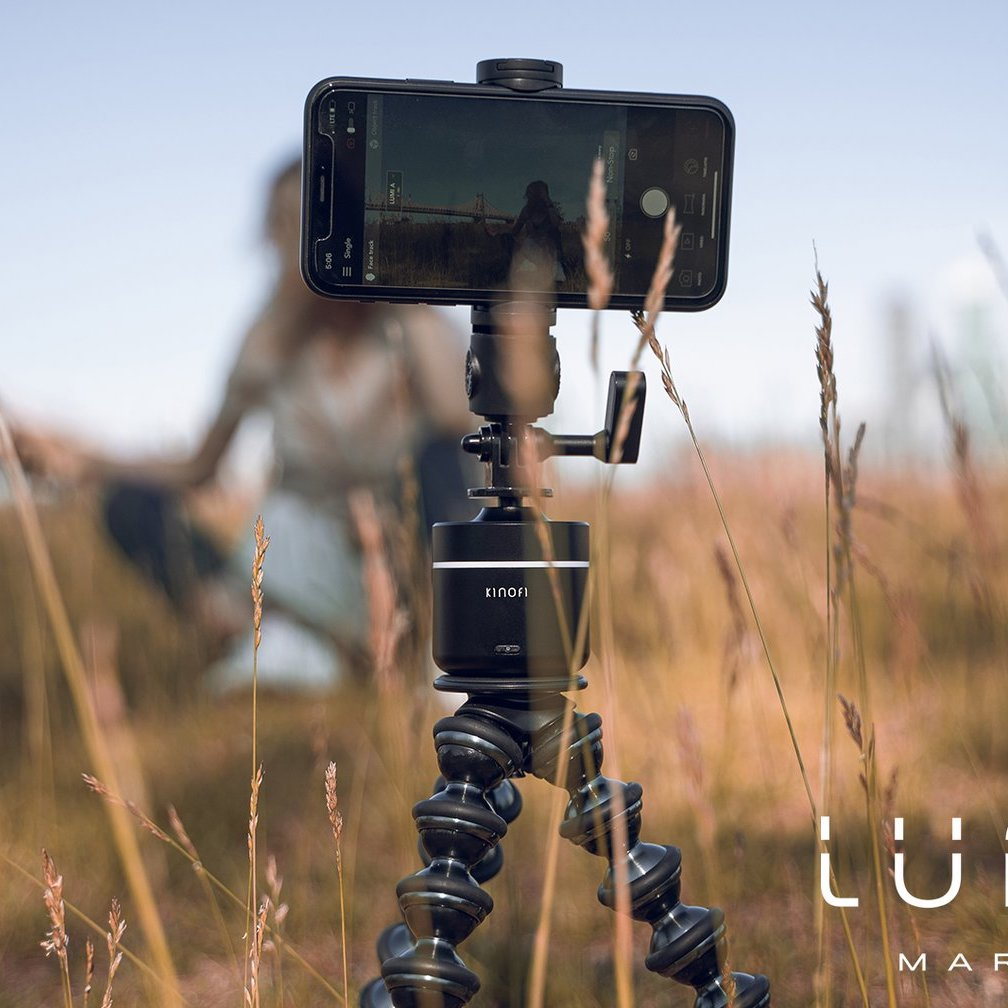 Kinofi Lumi Mark I - The Automated Camera & Phone Mount (Pre-order)