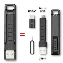 CableKit - Ultra Portable USB Cable & Adapter (Pre-order)