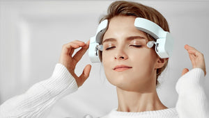LEROU - World's First Finger Simulated Head Massage Robot (Pre-order)