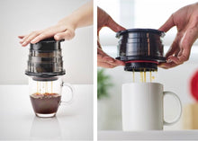 Load image into Gallery viewer, Kompact - A Simple Pressing Hot & Cold Brewer (Pre-order) - Searching C Malaysia