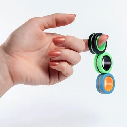 FinGears Magnetic Rings - Anti-stress Game Fidget (Pre-order)