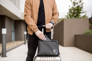 Side By Side Travel Packer - Slim and Incredibly Bag (Pre-order)
