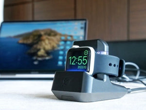 Charge-N-Clean - Apple Watch Smart Stand (Pre-order)
