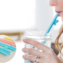 Load image into Gallery viewer, WonderSip - One-Click Open Reusable Straw (Pre-order)