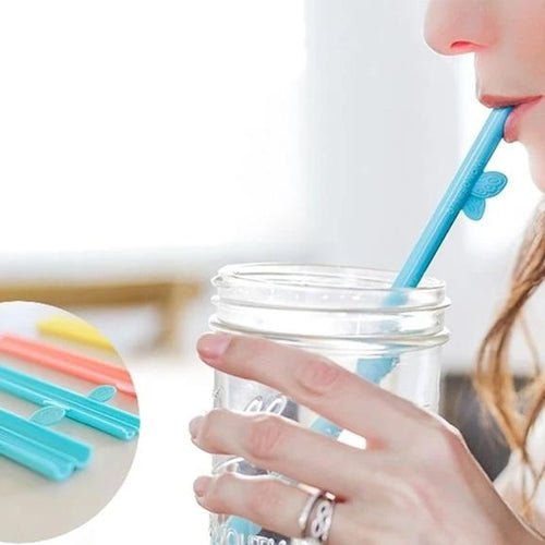 WonderSip - One-Click Open Reusable Straw (Pre-order) - Searching C Malaysia
