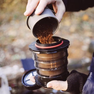 Kompact - A Simple Pressing Hot & Cold Brewer (Pre-order) - Searching C Malaysia