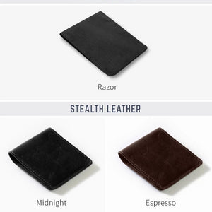 Stealth Wallet|Ultra-Thin Card Wallet - Searching C Malaysia