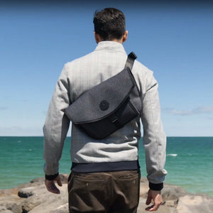 Alpha Sling|The World's Anti-theft Lightest Bag - Searching C Malaysia