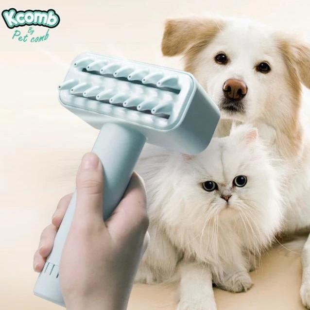 Kcomb|World 1st Pet E-Brush to Avoid Skin Disease - Searching C Malaysia