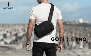 Go Sling Pro | The Ultimate Anti-Theft Travel Bag - Searching C Malaysia