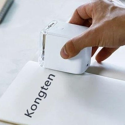 KongTen - World's Smallest Color Printer (Pre-order)