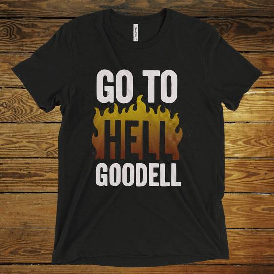 Go To Hell Goodell