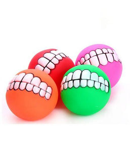 3X Funny Dog Ball Pack