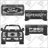 2011 + Ford Superduty Truck