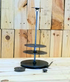 Powdercoat stand for cup and tumbler (YETI, HOGG, Ozark Trail, RTIC, etc)