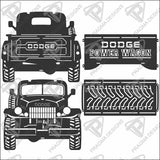 Dodge Powerwagon, Vintage