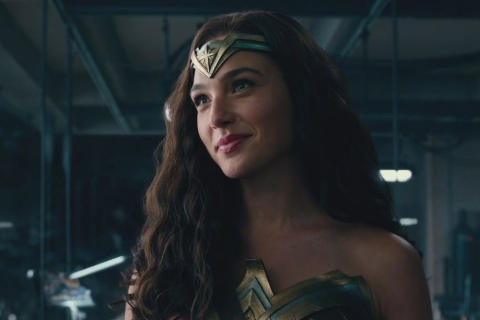 Wonder Woman Diane Prince Bonnet Réversible
