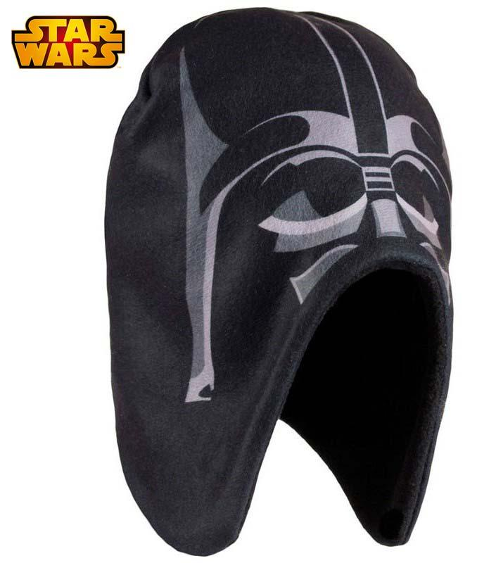 Bonnet Polaire Star Wars - Enfant - Dark Vador