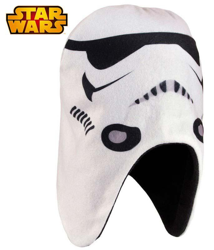 Bonnet Stormtrooper - Star Wars - Enfant - Polaire
