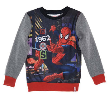 Sweat-Shirt Spider-Man - Enfant - Marvel - 1962