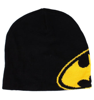 Bonnet Batman - DC Comics - Logo Outline Yellow