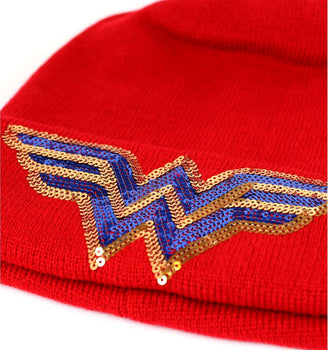 Bonnet Wonder Woman - DC Comics - Logo
