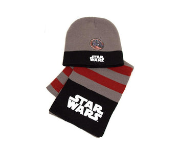 Bonnet + Écharpe Star Wars - Enfant - Empire Galactique