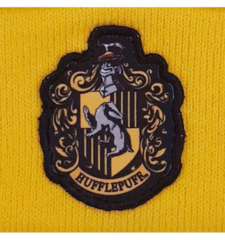 Bonnet Harry Potter - Logo Maison Poufsouffle