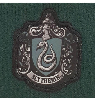Bonnet Harry Potter - Logo Maison Serpentard