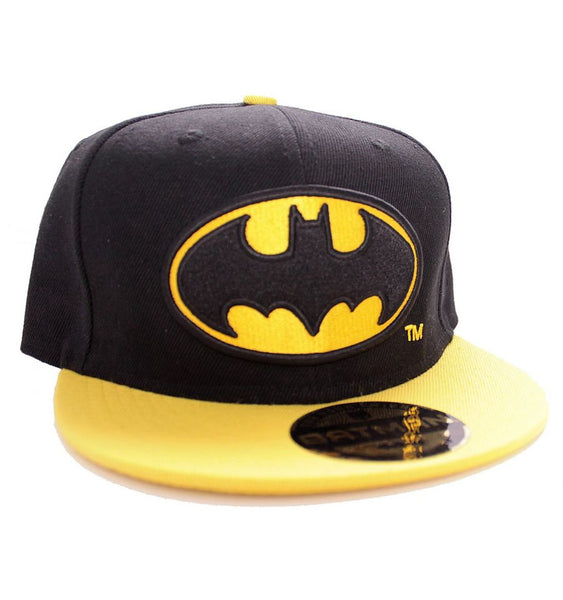 Casquette Batman - DC Comics - Basic logo Black