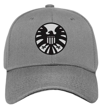 Casquette Captain Marvel - Marvel - Shield Vintage