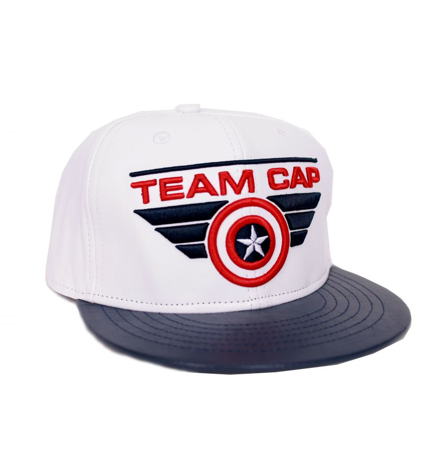 Casquette Captain America - Marvel - Team Cap