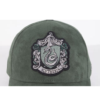Casquette Harry Potter - Logo Maison Serpentard