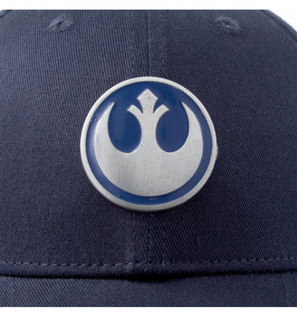 Casquette Star Wars - Badge Métal Rebelle