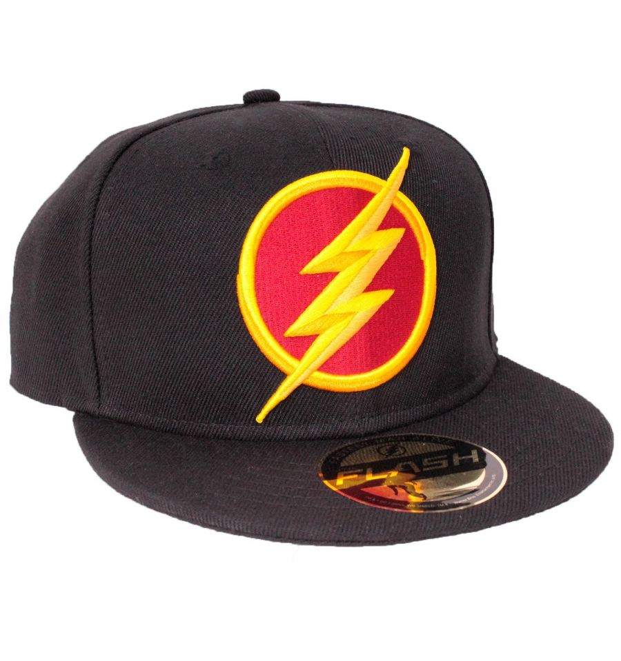 Casquette Flash - DC Comics - Logo 3D