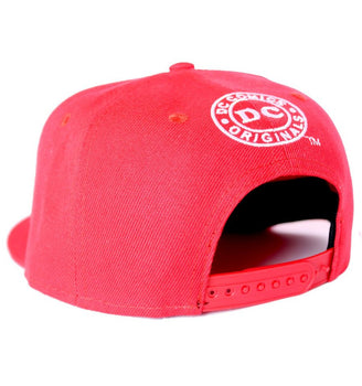 Casquette Flash - DC Comics - Logo Basic