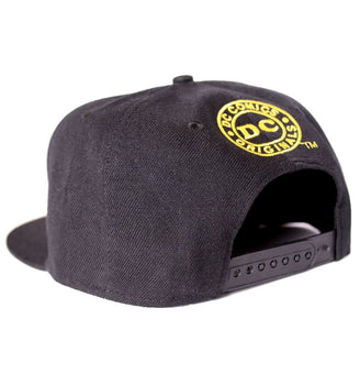 Casquette Flash - DC Comics - Logo Text