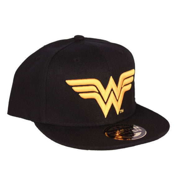 Casquette Wonder Woman - DC Comics - Logo Wonder