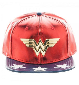 Casquette Wonder Woman - DC Comics - WW Logo