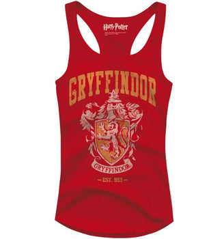 Débardeur Harry Potter - Femme - Griffindor Old School