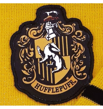 Écharpe Harry Potter - Maison Poufsouffle