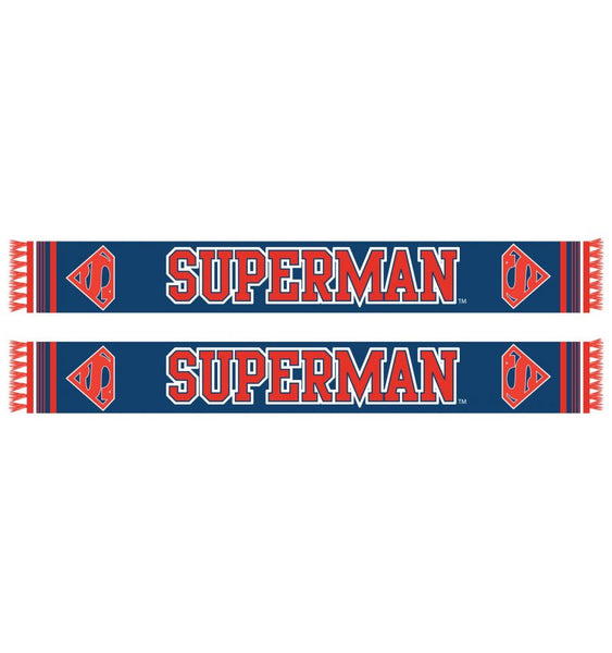 Écharpe Superman - DC Comics - Logo