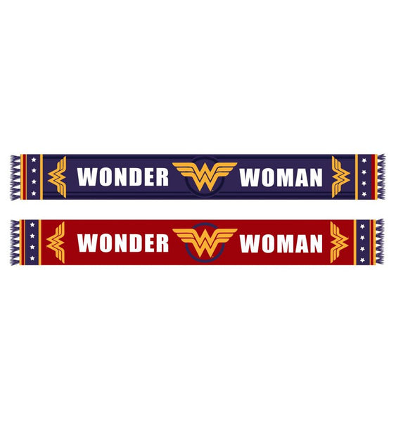 Écharpe Wonder Woman - DC Comics - Logo