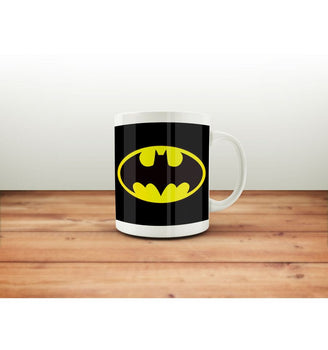Mug Batman - DC Comics - Logo