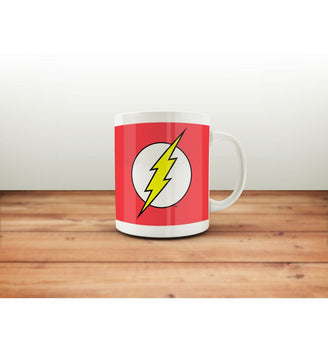 Mug Flash - DC Comics - Logo