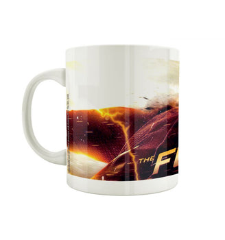 Mug Flash - DC Comics - Profil Run