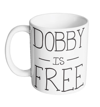 Mug Harry Potter - Dobby Is Free