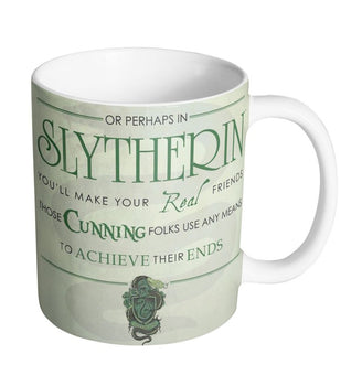 Mug Harry Potter - Choixpeau Serpentard